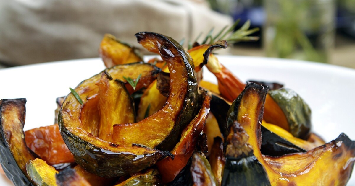 Squash recipes for cooler weather