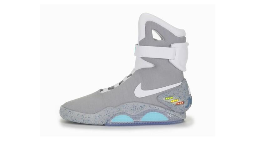 """Nike Air Mag AKA """"Marty McFly's"""""""