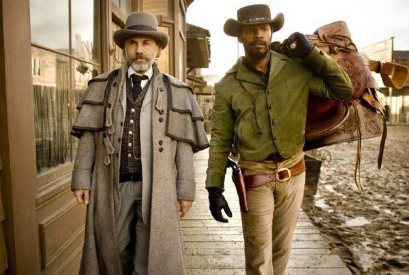 'The Hobbit' beats 'Django,' 'Les Mis' for third No. 1 in a row