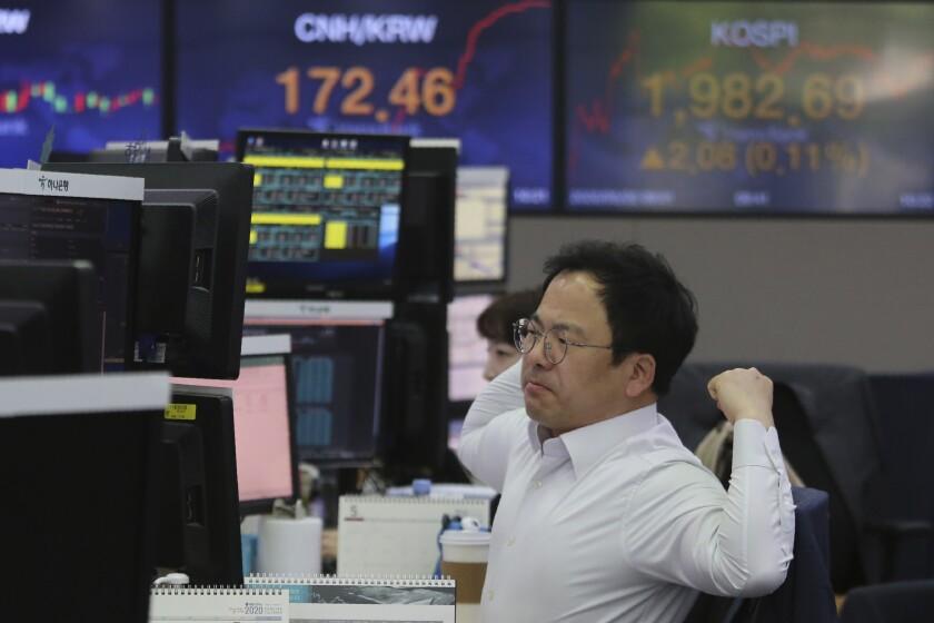 South Korea Financial Markets