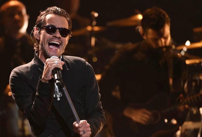 Marc transmitió su concierto grabado de manera gratuita tras la mala experiencia del sábado por la noche