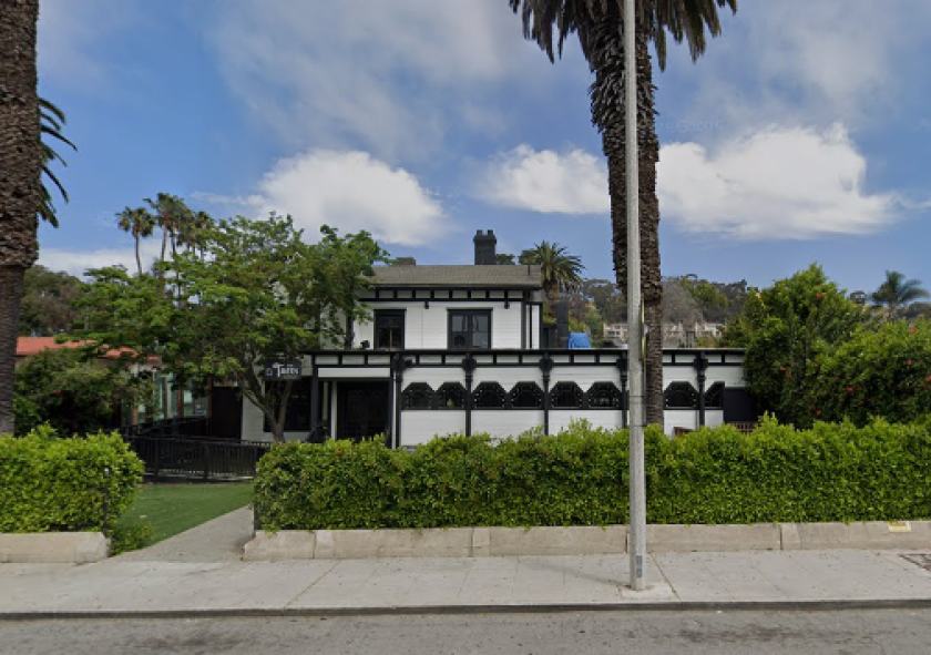 The Tavern on Santa Clara Street in Ventura was the scene of an altercation over the weekend, police said.