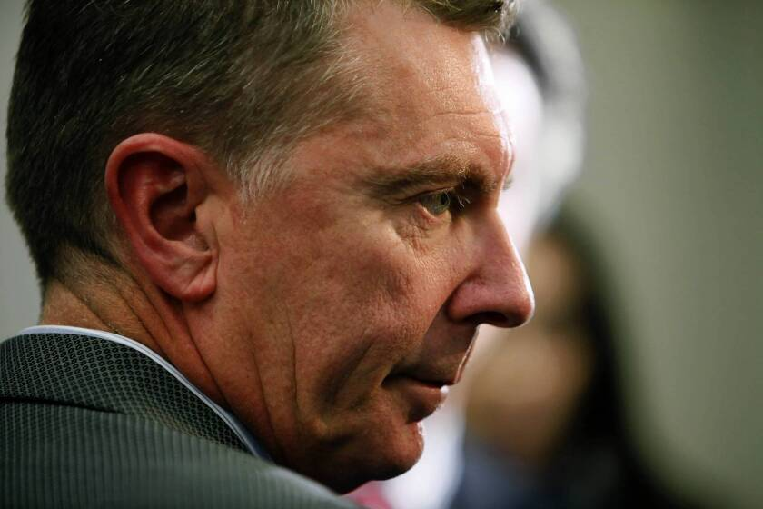 Supt. John Deasy faces rocky relationship with new LAUSD president