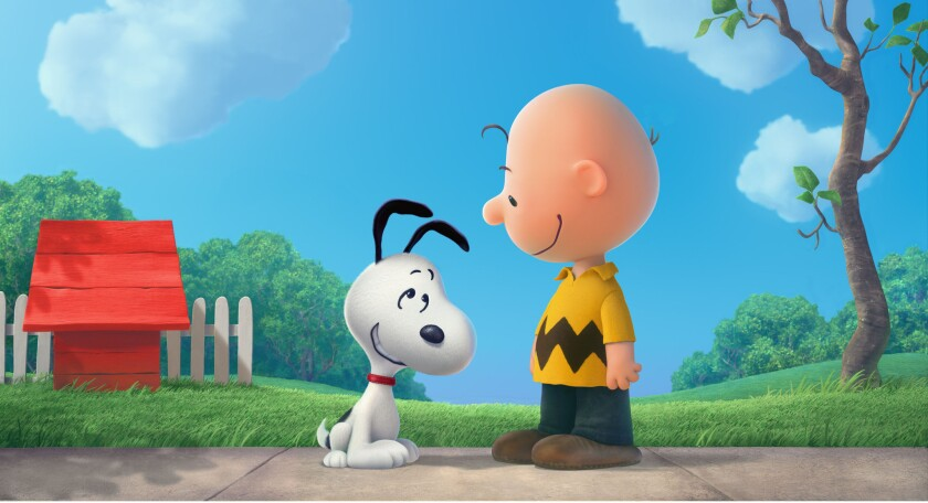 'The Peanuts Movie' gets Charlie Brown and Snoopy right, reviews say