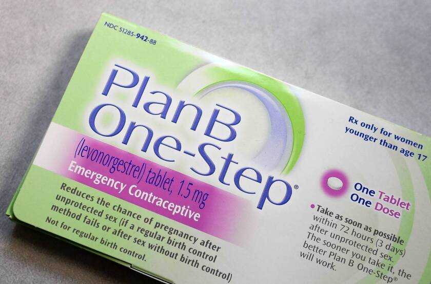 Emergency contraceptives such as Plan B should be made available over the counter to all customers within 30 days, a federal judge ruled.