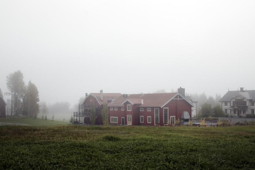 The Fäviken estate.
