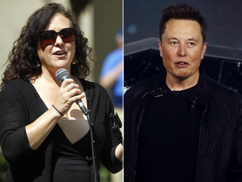 Lorenz Gonzalez and Elon Musk