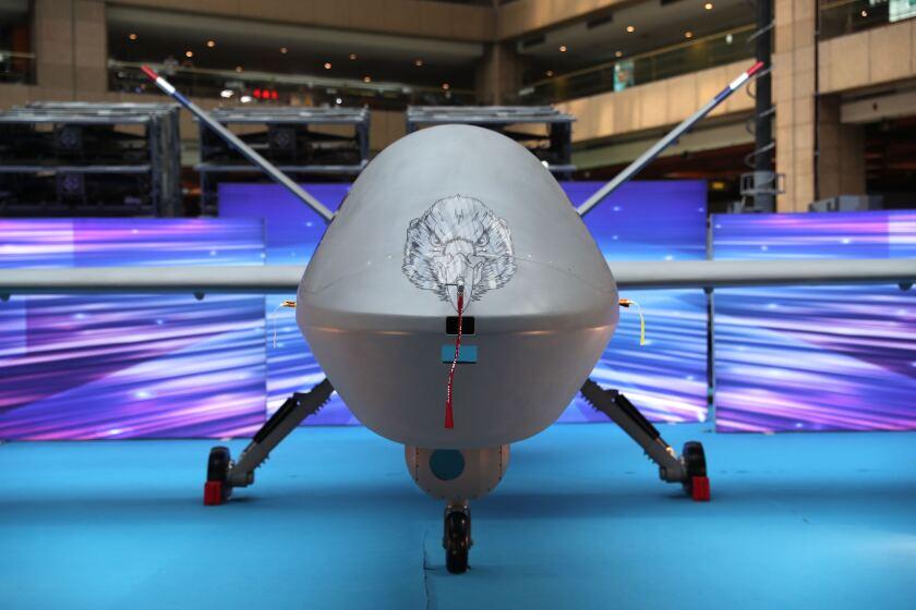 Taipei Aerospace & Defense Technology Exhibition in Taiwan