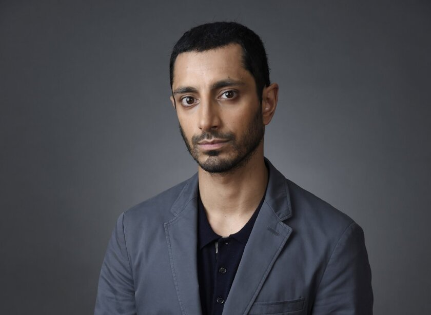 """Riz Ahmed, one of the stars of the HBO series """"The Night Of, """" is shown July 30 at the 2016 Television Critics Assn. Summer Press Tour at the Beverly Hilton in Beverly Hillse ."""
