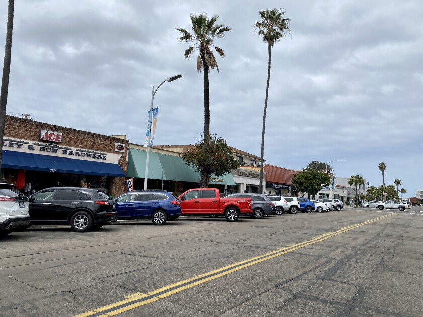 The La Jolla Village Merchants Association aims to pair musicians with Village retailers to perform in front of their stores.