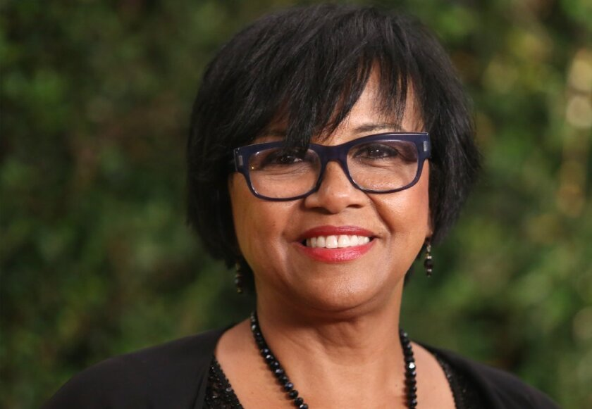Academy of Motion Picture Arts and Sciences President Cheryl Boone Isaacs is the recipient of the African American Film Critics Assn.'s Horizon Award