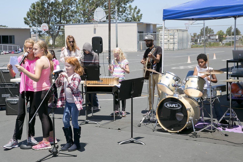 The PB&J band at the