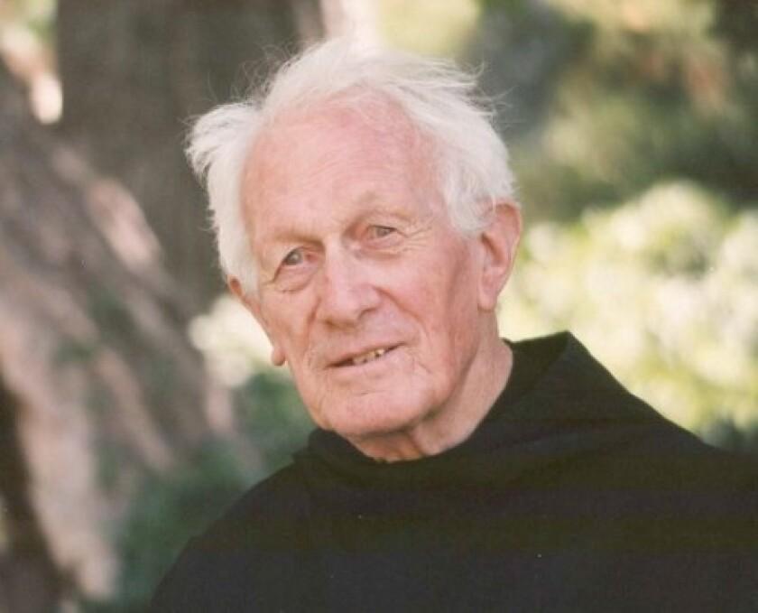 Father Eleutherius Winance