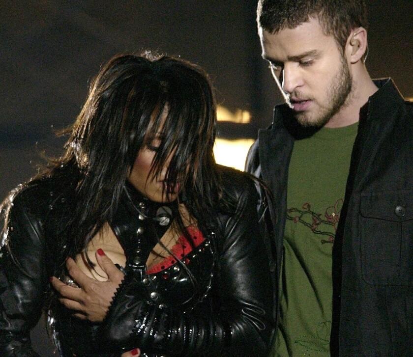 Janet Jackson Justin Timberlake