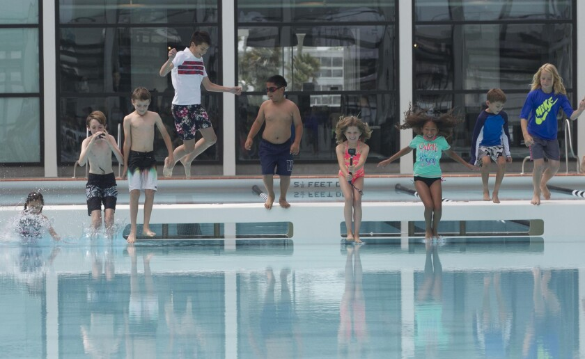 Mission Beach Plunge pool reopens after 5 years and $12M in ...