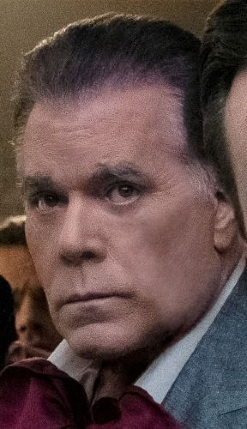 """Ray Liotta as """"Hollywood Dick"""" Moltisanti in """"The Many Saints of Newark."""""""