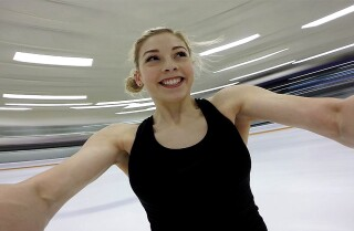 U.S. champion Gracie Gold is looking to stay in a figure-skating 'zone' this year