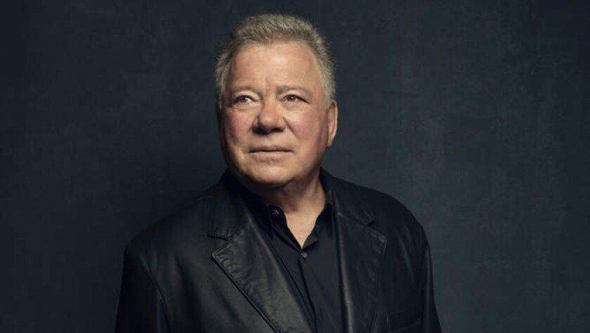 """William Shatner in """"The UnXplained"""" on History."""