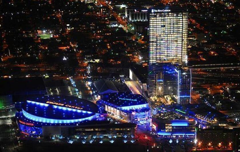 Downtown L.A. 'Metropolis' deal under negotiation
