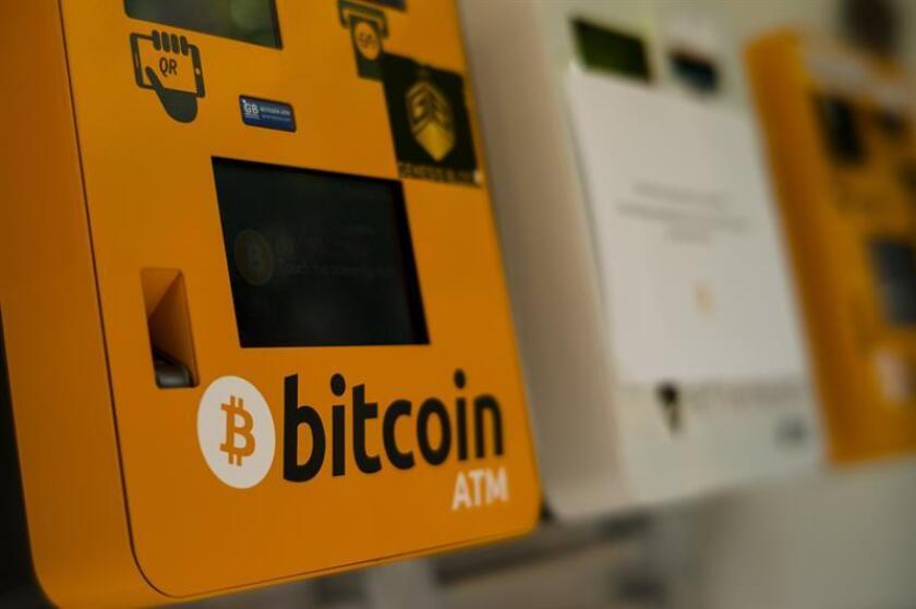 Detalle de cajeros Bitcóin