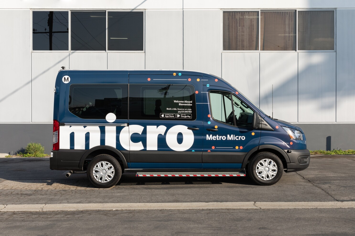 Need a ride Metro Micro offers $20 rideshares around L.A.   Los ...