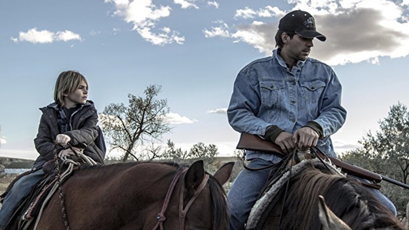 L/R Mason Mahay and Rhys Coiro in the movie Valley of Bones. Credit: Smith Global Media
