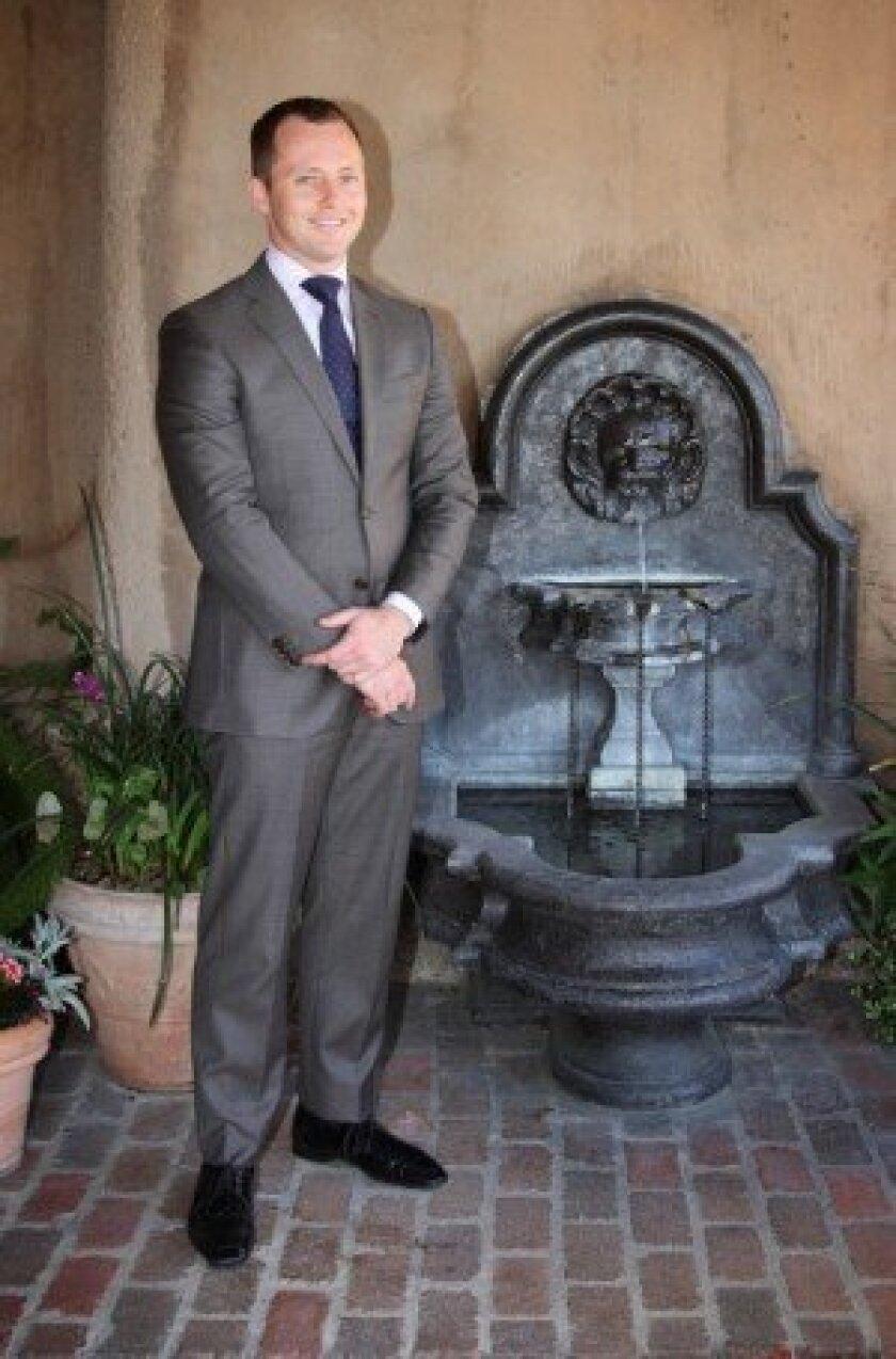 Mark Valin is the new Food & Beverage director at The Bridges of Rancho Santa Fe. Courtesy photo