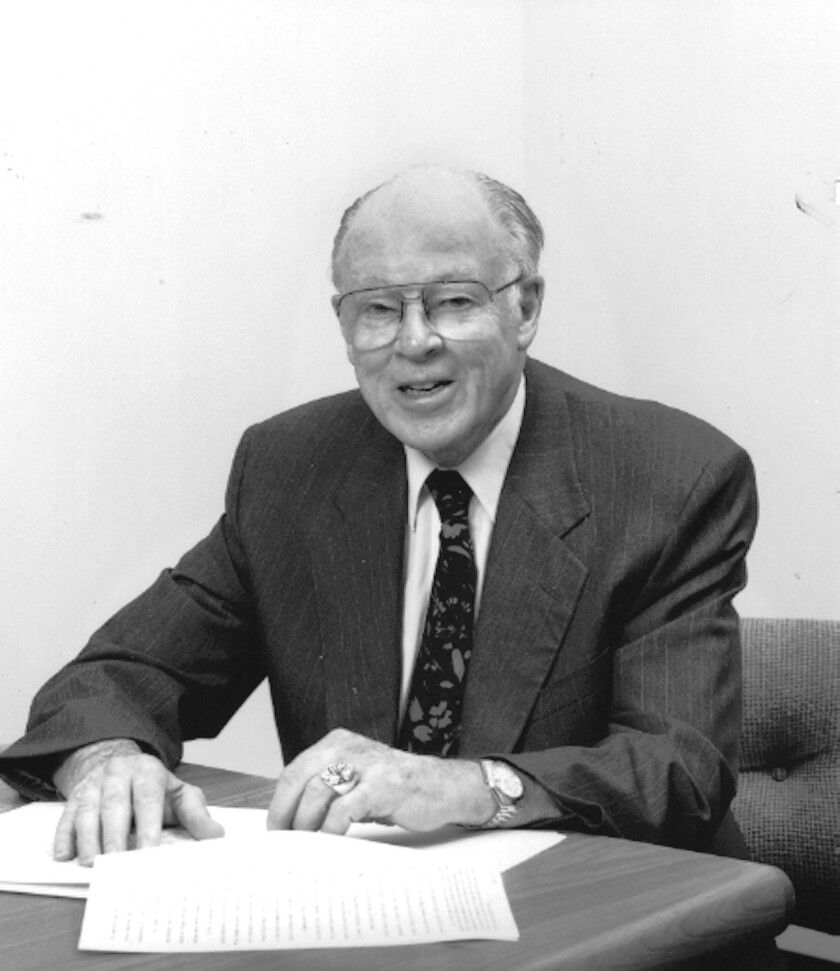 The Rev. Everett Parker dies at 102