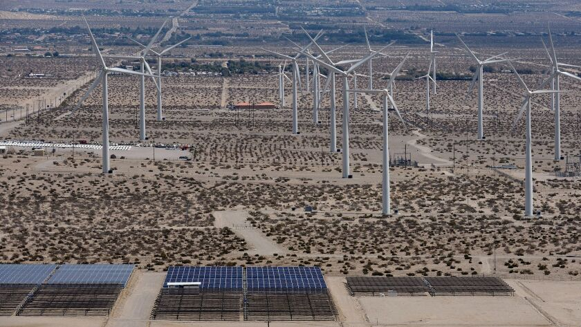 All-renewable energy in California? Sorry, land-use