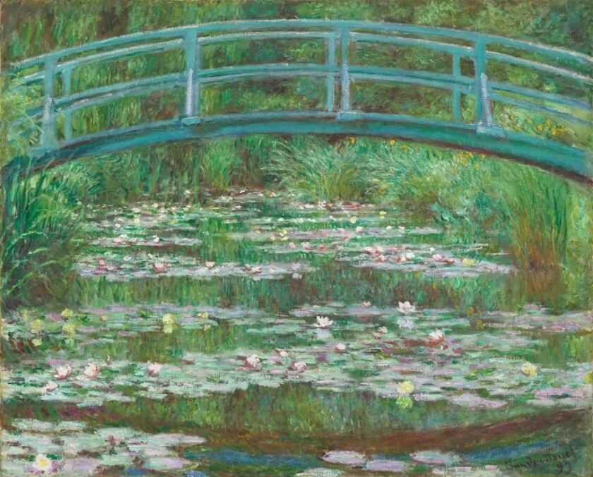 San Francisco's Monet exhibition will end soon, but early