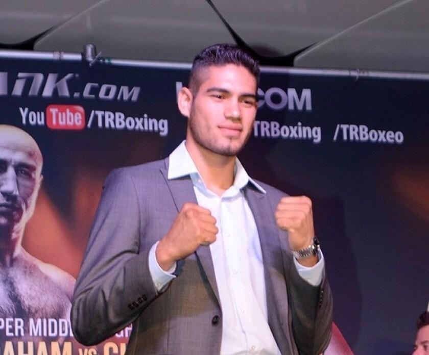Ramírez está listo para despuntar; pelea por un título mundial en el respaldo de Pacquiao-Bradley 3.
