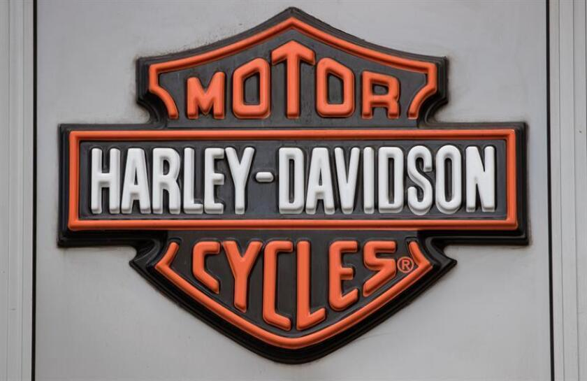 The Harley-Davidson logo. EFE/EPA/FILE
