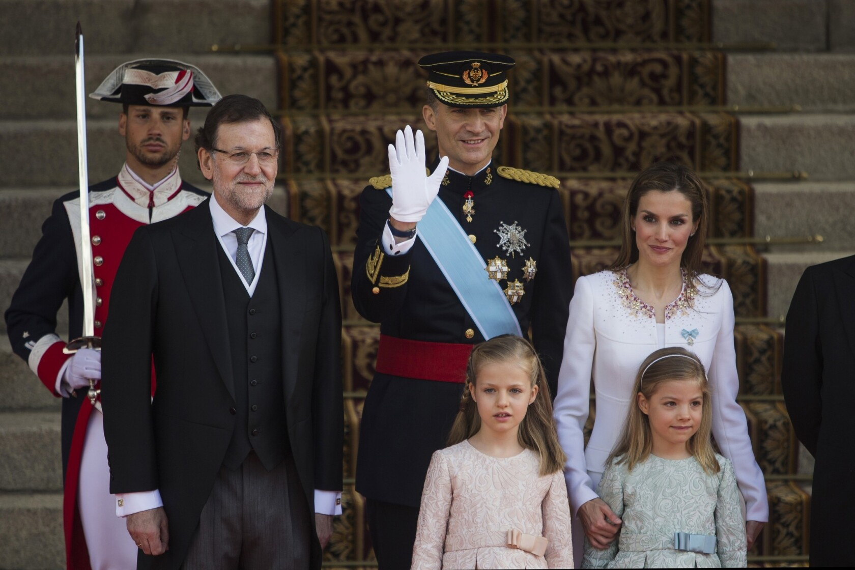 Felipe VI proclaimed king of Spain in a no-frills ceremony