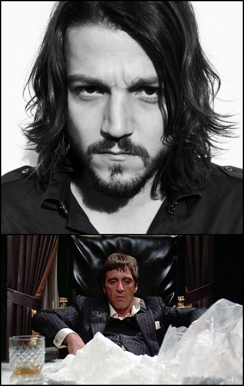 """Diego Luna interpretará el icónico papel que catapultó a Al Pacino, Tony Montana en """"Scarface""""."""