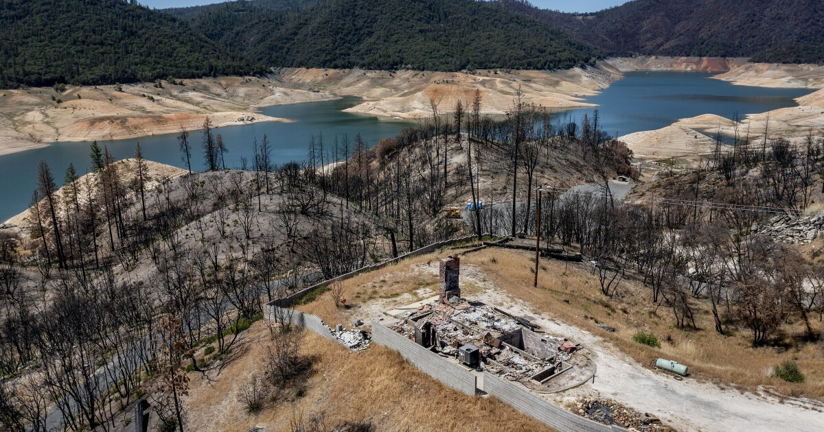 Letters to the Editor: Jerry Brown imposed water cuts in 2015. We shouldn't have dumped them