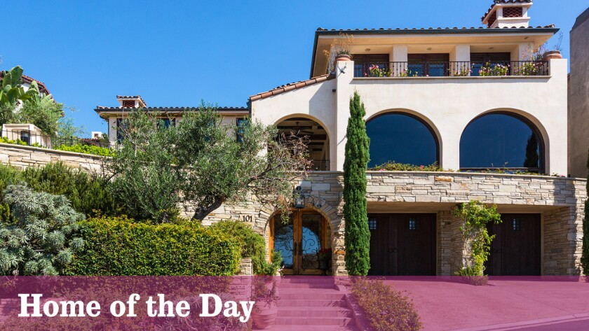 Home of the Day: Emerald Bay Mediterranean