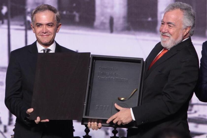 Este 5 de febrero se publicó la primera Constitución de la Ciudad de México, un hecho que las autoridades calificaron de histórico y que supone un paso importante para convertir la capital del país en el estado número 32. EFE/ARCHIVO