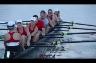 Dawn Patrol: Newport Sea Base Rowing