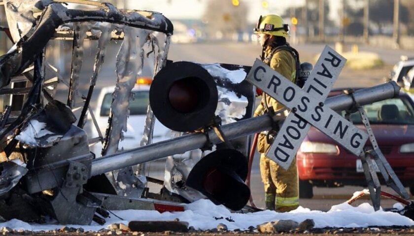 2015 Metrolink collision