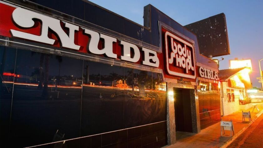 Body and soul: Why the Rock Church bought a former strip club