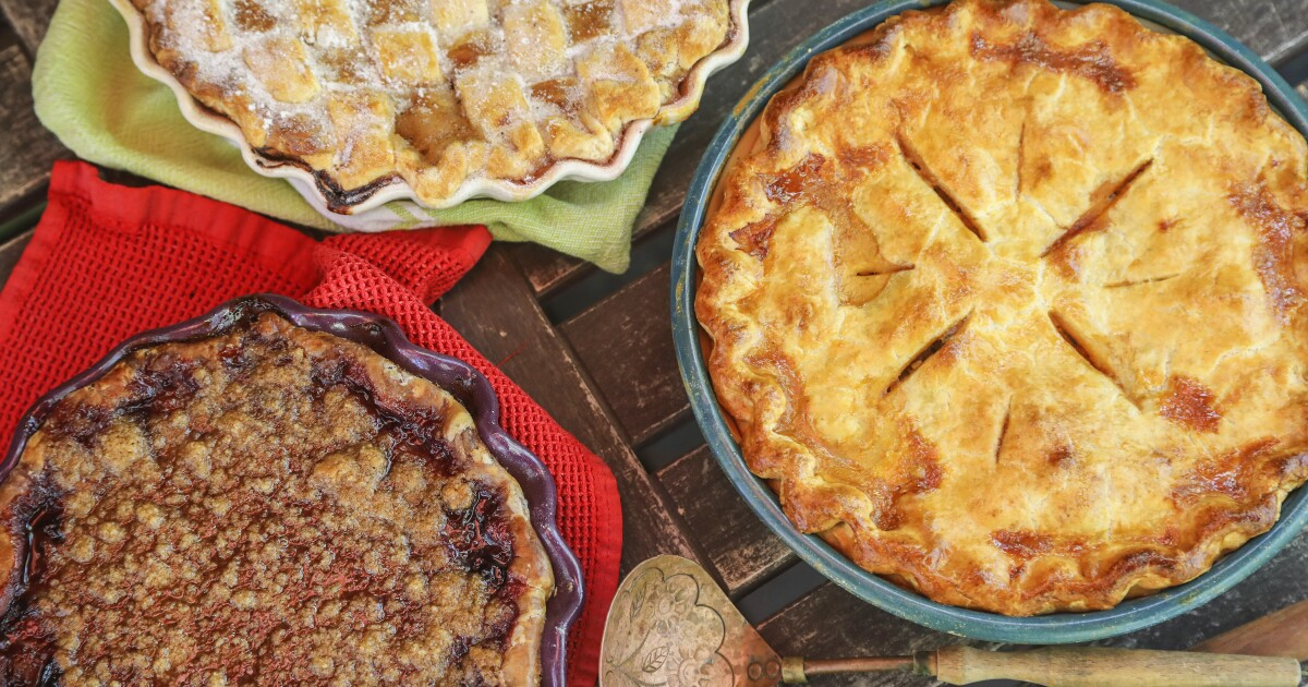 30 pies in 30 days: San Diego author bakes up unique goal amid creative writing challenge