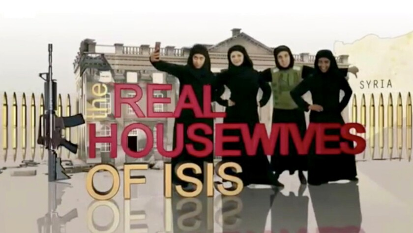 'The Real Housewives of ISIS'