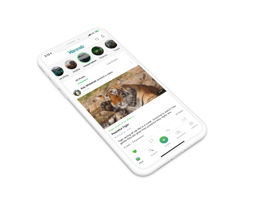 Wildlife filmmakers in San Diego launch Mammalz network for nature lovers - The San Diego Union-Tribune