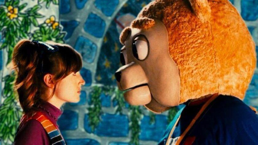 "Kate Lyn Sheil as Arielle Smiles in the film ""Brigsby Bear."""