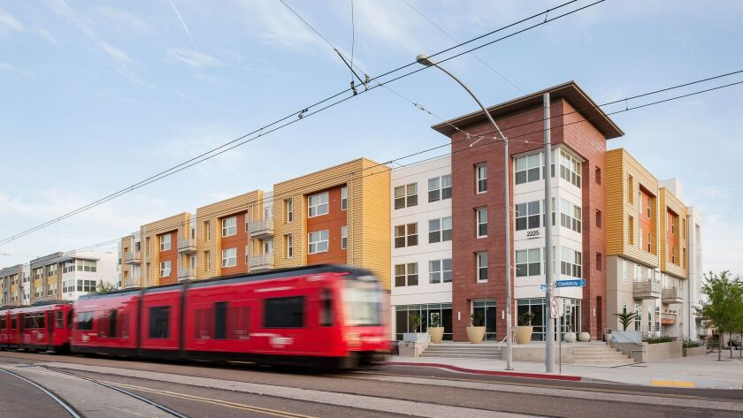 Increasingly harsh battles are being waged over efforts at San Diego City Hall and the state Capitol to build a lot more housing, particularly along major transit lines.