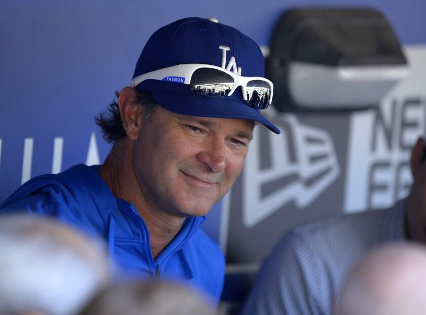 Don Mattingly's son, Preston, has traded baseball for basketball.