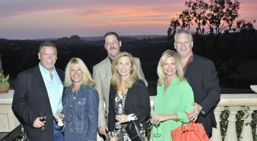 Joe and Pam Balla, Dan and Lisa McQueen, Mike and Kathy Finnerty