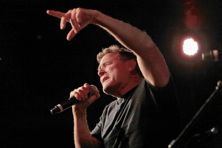 Johnny Clegg's between-song narratives are part Springsteen, part academic discourse.