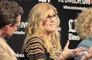 'Dirty John': Connie Britton talks about meeting Debra Newell