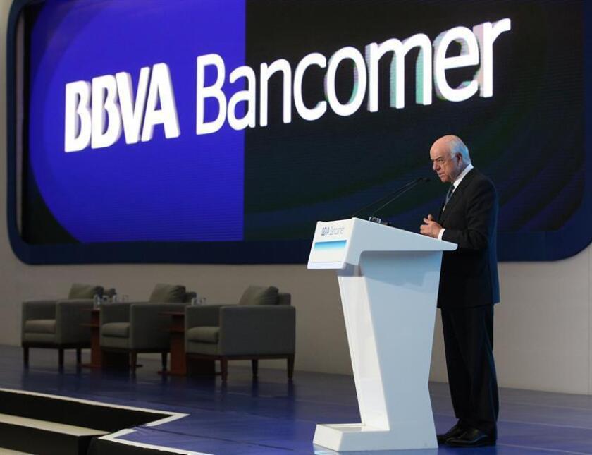 El presidente del grupo BBVA Francisco González Rodríguez. EFE/Archivo
